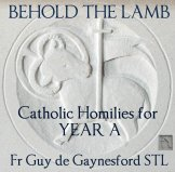 Year A Homilies Podcast Artwork