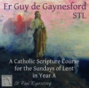 Lent Scripture Course Year A podcast artwork