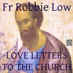 Love Letters to the Church artwork for podcast