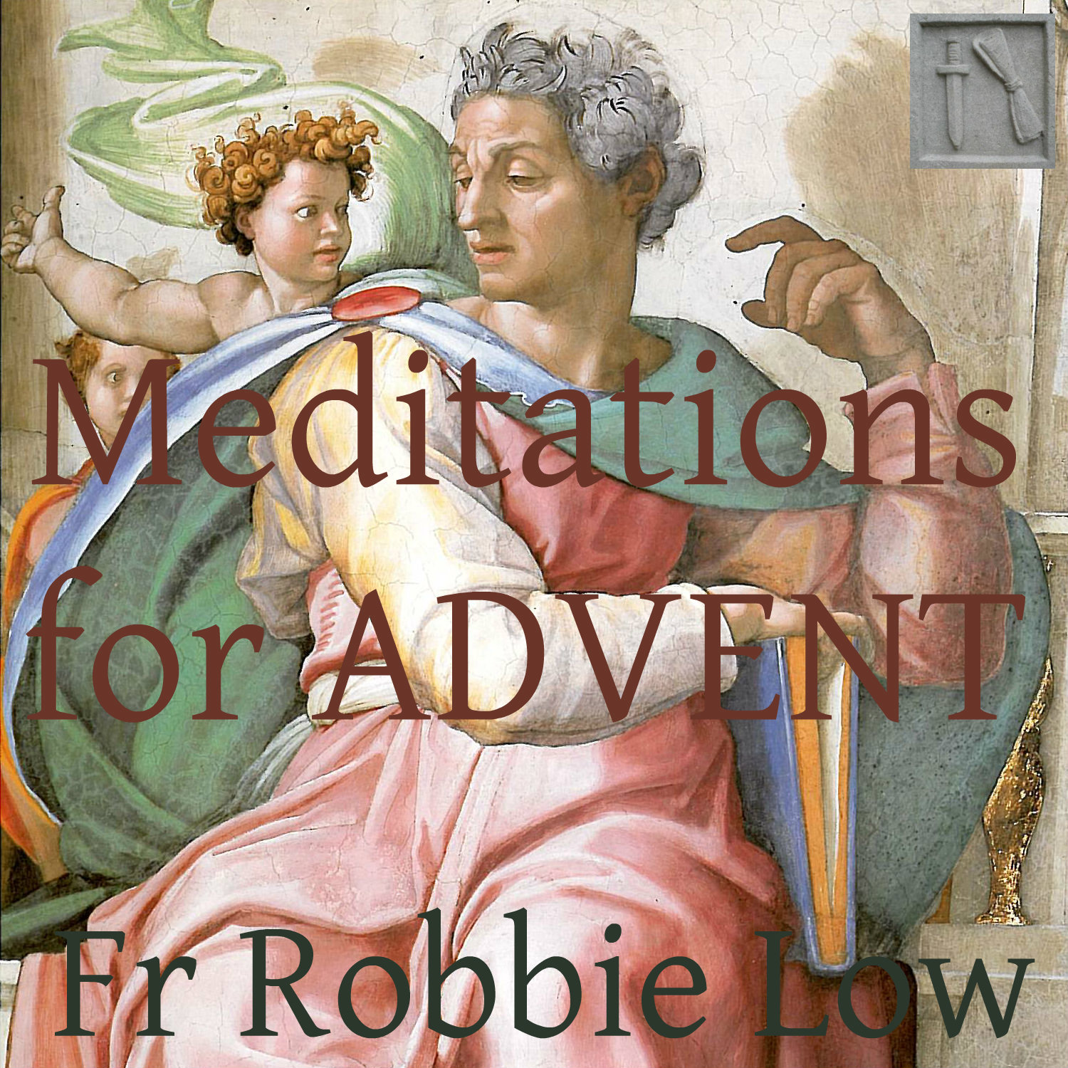 Meditations for Advent - Artwork for Podcast