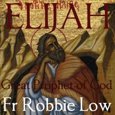 Elijah Great Prophet of God Artwork for Podcast