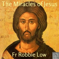 The Miracles of Jesus artwork for podcast